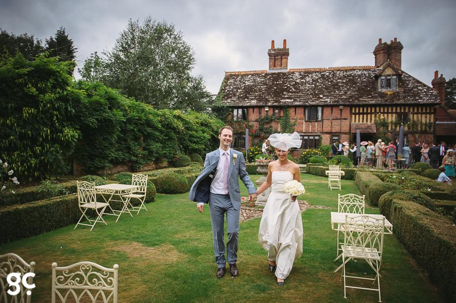 langshott manor wedding photography amelie and tom